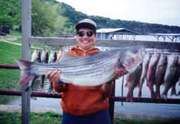 Jerry Moore Fishing Guide Service